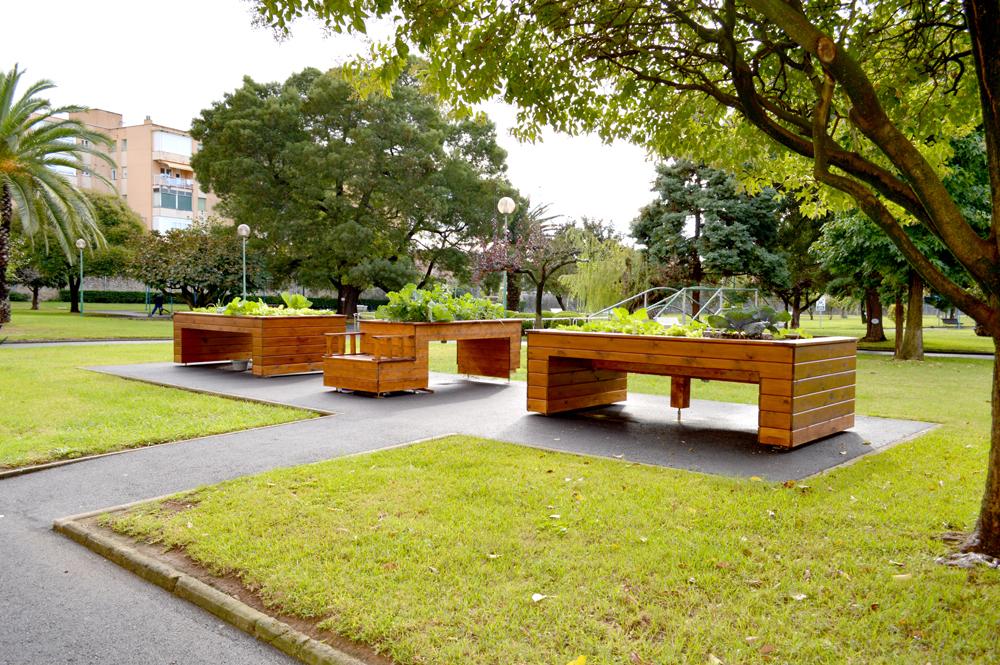 Jardín San Cándido